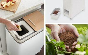 Komposztálás a konyhában