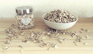 Sós, pörkölt napraforgómag készítése-szotyi házilag