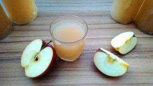 Rostos almalé készítése házilag, tartósítószer nélkül