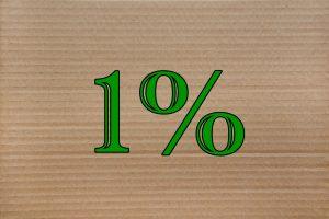 Adód 1 százalékával támogathatod a környezetvédelmet!