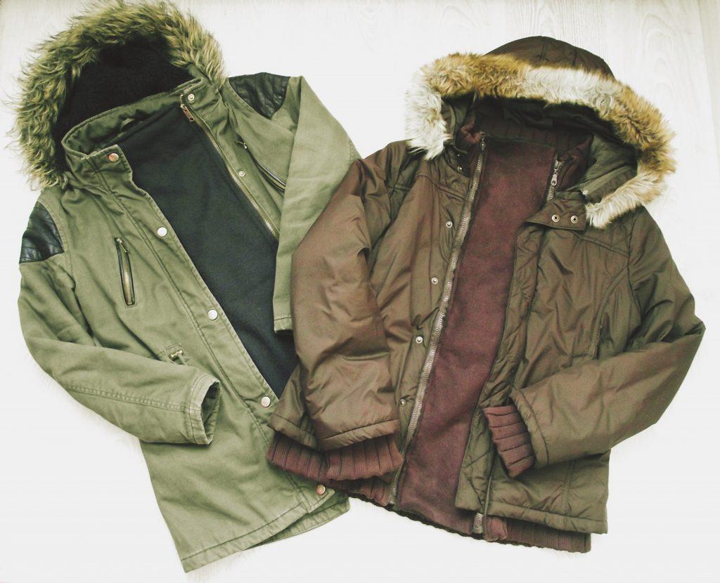 Kismama kabát házilag